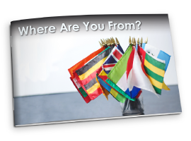 Where Are You From - Eye On Literacy